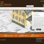 vision design website