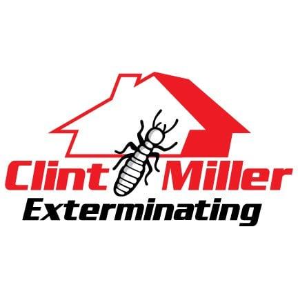 Clint Miller exterminating logo