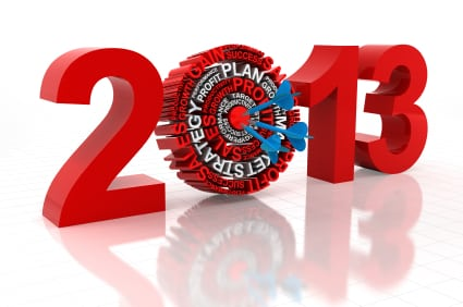 4 Hot 2013 Web Marketing Trends