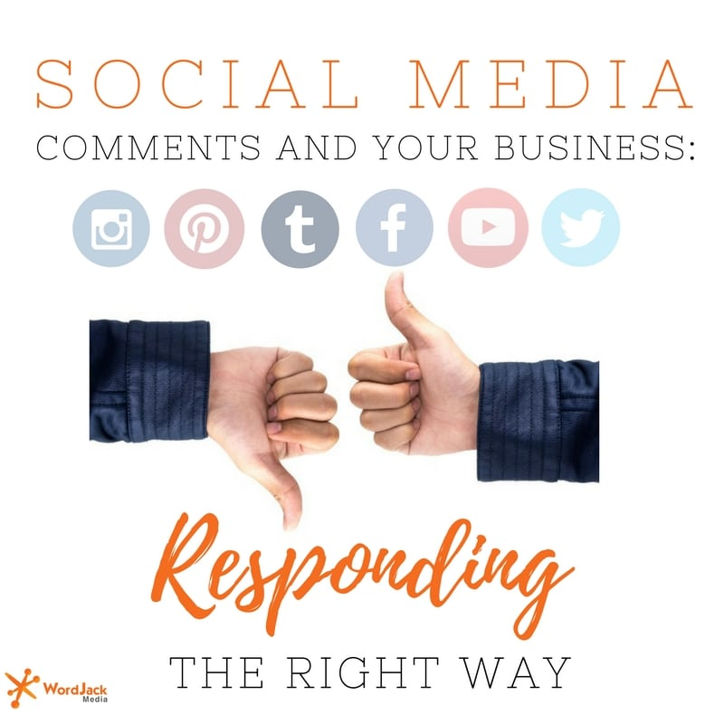 Social Media Comments and Your Business